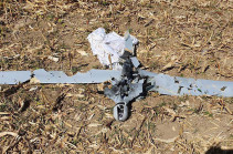 Artsakh's air-defense forces shot down Azerbaijani UAV (photos)