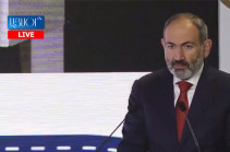 Armenia's PM voices necessity of diversification of Eurasian transport infrastructures