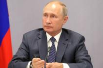 Russia's Putin to meet Armenia's PM and Iran's president in Yerevan