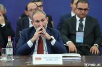 Armenia interested in EAEU-Iran free trade agreement's implementation: Pashinyan