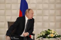 Ռուսաստանի դեսպանատանը տեղի է ունեցել Վլադիմիր Պուտինի և Բելլա Քոչարյանի հանդիպումը