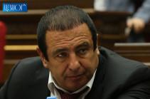 ԱԺ-ն չի որոշողը՝ Հրայր Թովմասյանը մնա, թե հեռանա. ԲՀԿ-ն չի մասնակցի քվեարկությանը. Ծառուկյան