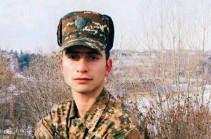Զոհված զինծառայողի ընտանիքին հատուցում է տրամադրվել