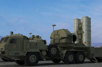 В Сирии прошла испытания система С-500