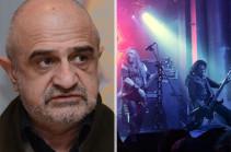Ճնշում կա, բայց ոչ «վերևներից». Ռուբեն Բաբայանը չեղարկել է սատանիստ մենակատար ունեցող «Vader» ռոք խմբի համերգը