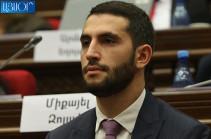 Սահմանին զոհ և վիրավոր ունենալու հանգամանքը նշանակում է, որ Ադրբեջանը շարունակում է իր ագրեսիվ վարքը. պատգամավոր