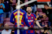 Մեսսին 21-րդ դարի միակ ֆուտբոլիստն է, որը Լա լիգայի 16 մրցաշրջաններում անընդմեջ գոլ է խփել