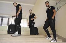 Հայաստանի ազգային հավաքականը սկսել է նախապատրաստությունը (Լուսանկարներ, տեսանյութ)
