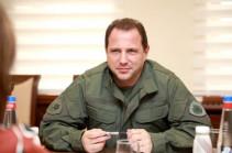 ՀՀ պաշտպանության նախարարը հյուրընկալել է ԱՄՆ կոնգրեսականներին