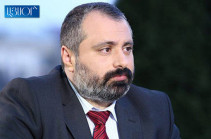 Artsakh interested in establishing warm relations both with USA and other countries: Davit Babayan