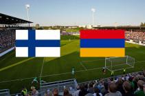 Ֆինլանդիա-Հայաստան խաղի տոմսերի վաճառքը՝ մինչև հոկտեմբերի 10-ը