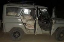 Աֆղանստանի հյուսիսում հայտնաբերել են մեկ տոննա պայթուցիկով ականապատված ավտոմեքենա