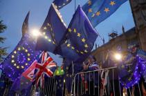 Բրիտանիայի հինգ նախարար կարող է լքել պաշտոնը Brexit-ի շուրջ իրադրության ֆոնին