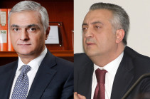 Armenia's vice PM, CB chairman to depart for USA