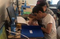 Beeline-ի աջակցությամբ 110 դպրոցականներ սովորեցին օգտվել թվային հնարավորություններից