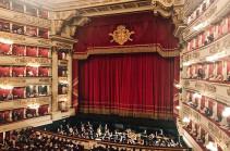 Сергей Смбатян выступит 14 октября на сцене La Scala