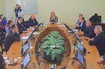 Հաշվեքննիչ պալատի անդամի պաշտոնում Կարեն Սարգսյանի թեկնածությունը ԱԺ լիագումար նիստերին չի ներկայացվի. 2 կողմ, 5 դեմ ձայն