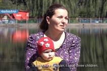 3-րդ երեխայի ծննդյան նպաստի տնօրինումը ՄԻՊ աջակցությամբ փոխանցվել է երեխային խնամող մորը (Տեսանյութ)