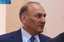 Гагик Хачатрян переведен в медицинский центр «Сурб Григор Лусаворич»