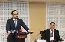 Մեկնարկել է Հայաստան-Սփյուռք գործարար կապերի զարգացման խորհրդաժողովը