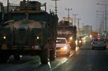 Իրանը պահանջել է թուրքական ուժերը դուրս բերել Սիրիայի տարածքից
