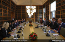 Նիդերլանդների Սենատի նախագահը նշել է, որ հիացած են Հայաստանում տեղի ունեցած փոփոխություններով