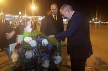 Նիկոլ Փաշինյանը ժամանեց Թուրքմենստան (Լուսանկարներ)