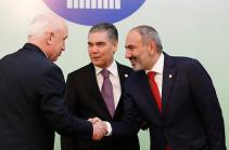Թուրքմենստանը հետաքրքրված է Հայաստանի հետ փոխշահավետ համագործակցության ընդլայնմամբ. Բերդիմուհամեդով