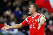 Ռուսաստանը ջախջախել է Շոտլանդիայի հավաքականին
