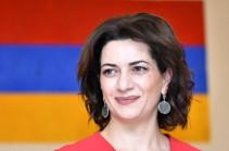 Աննա Հակոբյանը Ժնևում ներկա կգտնվի շվեյցարական Կարմիր խաչի բարեգործական երեկոյին