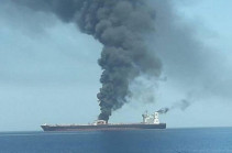 Explosion occurs on Iran's tanker in Red Sea