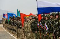 ՀՀ ԶՈւ ստորաբաժանումը մեկնել է Բելառուս