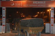 Չավուշօղլուն Թուրքիայի գործողությունները Սիրիայում դատապարտող ՆԱՏՕ-ի անդամ երկրներին մեղադրում է երկերեսանիության համար