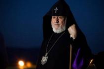 Ամենայն Հայոց Կաթողիկոսը կմեկնի Շվեյցարիա