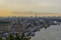 Около посольства Турции в Киеве произошла потасовка