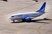 St Petersburg-Yerevan plane lands in Tbilisi due to technical problems
