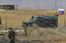 ИГ взяла ответственность за взрывы на маршруте военной полиции России