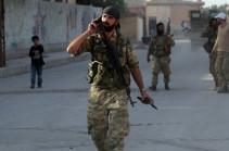 В Турции сообщили о нейтрализации 550 боевиков в ходе операции в Сирии