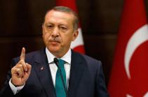 Էրդողանը քննադատում է ՆԱՏՕ-ի գործընկերներին՝ Սիրիայում Թուրքիայի գործողություններին չաջակցելու համար