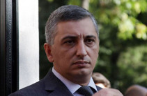 Police study incident with involvement of former head of State Control Service Davit Sanasaryan