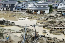 Japan's typhoon death toll climbs to 67 — media