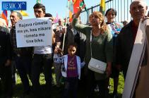 Թուրքիան ուզում է աշխարհի երեսից վերացնել քուրդ ժողովրդին. բողոքի ակցիա՝ Հայաստանում ԱՄՆ դեսպանատան դիմաց