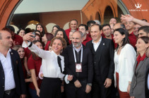 Armenia Wine Company hosted My Step for Aragatsotn Marz business forum