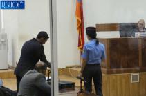Противники второго президента Армении оскорбили в суде адвоката Айка Алумяна, судебные исполнители молча наблюдали за этим (Видео)