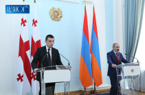 Further development of Armenian-Georgian relations must be free from external factors: Armenia's PM