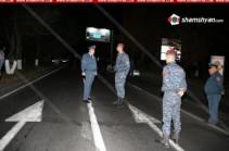 Գիշերը Երևանում միջադեպի հետևանքով ոստիկան է սպանվել