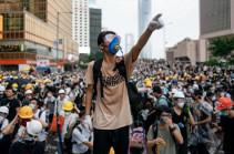 В Гонконге за время протестов задержали более 2,2 тысячи человек
