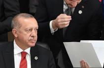 Эрдоган: турецкая операция в Сирии внесет вклад в защиту целостности Сирии
