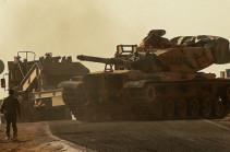 Турция сообщила о нейтрализации 637 террористов в ходе операции в Сирии