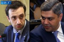 Против Артура Ванецяна не будет возбуждено уголовное дело, иск Даниела Иоаннисяна отклонен